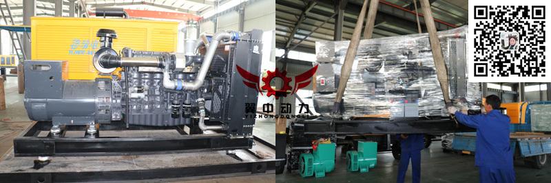 300kw上柴柴油发电机发上海