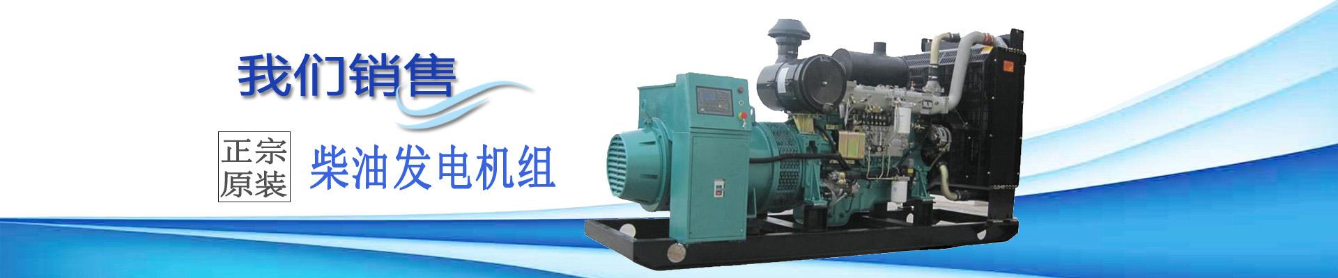 国产柴油发电机组