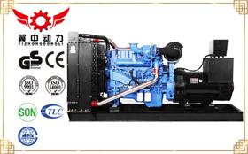 玉柴550kw柴油发电机组