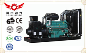 申动150kw发电机组