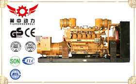 1000千瓦济柴柴油发电机组